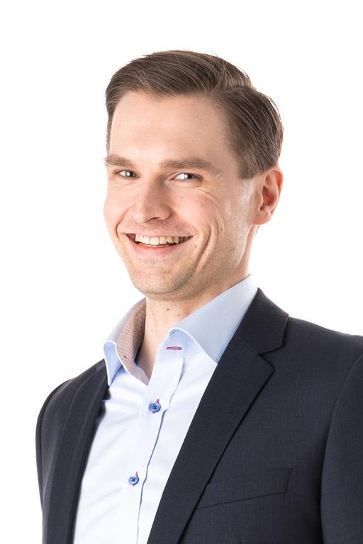 Ilkka Saarimaa, Fastems Product Manager